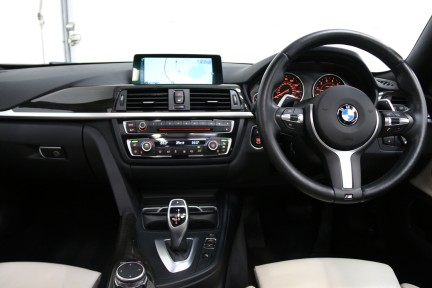 BMW 4 Series 435I M Sport Gran Coupe with an Ultimate Spec and Service Pack 14