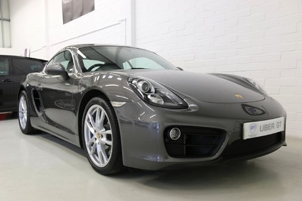 Porsche Cayman with Stunning Low Mileage and Full Porsche Service History 2