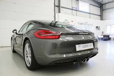 Porsche Cayman with Stunning Low Mileage and Full Porsche Service History 3