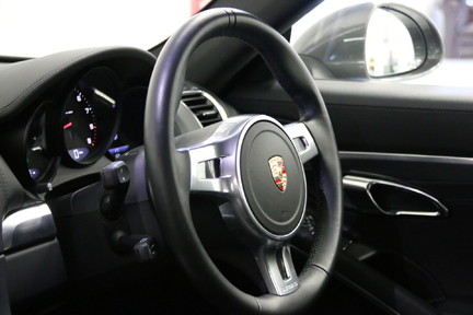 Porsche Cayman with Stunning Low Mileage and Full Porsche Service History 4