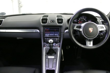 Porsche Cayman with Stunning Low Mileage and Full Porsche Service History 19
