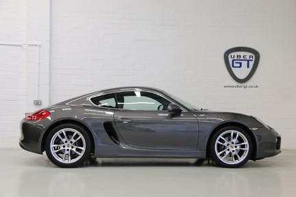 Porsche Cayman with Stunning Low Mileage and Full Porsche Service History 1