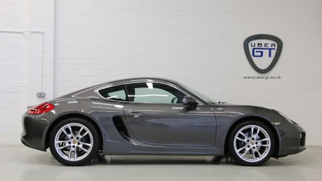 Porsche Cayman with Stunning Low Mileage and Full Porsche Service History Video