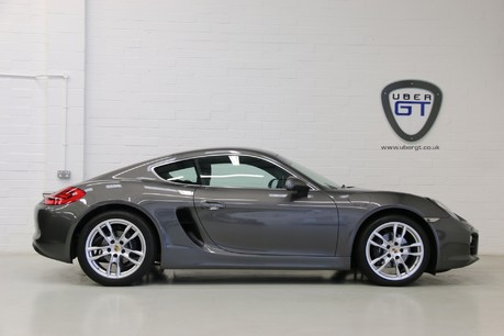 Porsche Cayman with Stunning Low Mileage and Full Porsche Service History