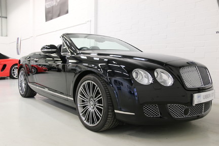 Bentley Continental GTC GTC Speed with Low Mileage and Just Serviced 2