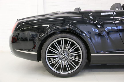 Bentley Continental GTC GTC Speed with Low Mileage and Just Serviced 11
