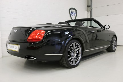 Bentley Continental GTC GTC Speed with Low Mileage and Just Serviced 5