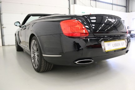 Bentley Continental GTC GTC Speed with Low Mileage and Just Serviced 3