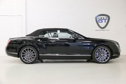 Bentley Continental GTC GTC Speed with Low Mileage and Just Serviced 34