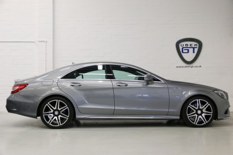 Mercedes-Benz CLS CLS400 AMG Line with Perfect Spec and FMBSH