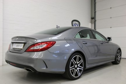 Mercedes-Benz CLS CLS400 AMG Line with Perfect Spec and FMBSH 5