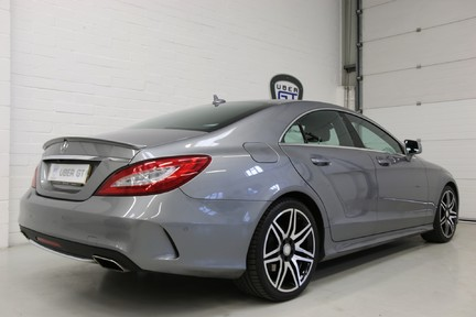 Mercedes-Benz CLS Now Sold Similar Required 5