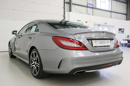 Mercedes-Benz CLS Now Sold Similar Required 3