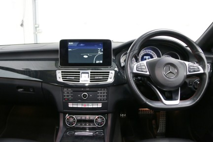 Mercedes-Benz CLS CLS400 AMG Line with Perfect Spec and FMBSH 19