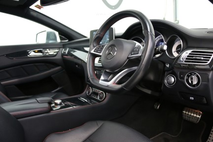 Mercedes-Benz CLS CLS400 AMG Line with Perfect Spec and FMBSH 6