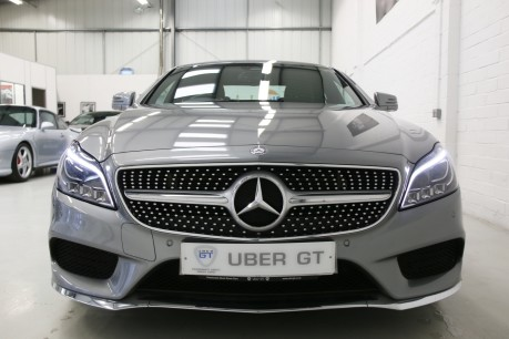 Mercedes-Benz CLS CLS400 AMG Line with Perfect Spec and FMBSH Specification