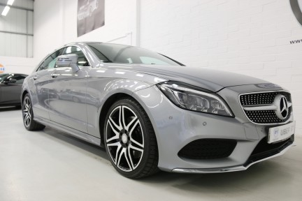 Mercedes-Benz CLS CLS400 AMG Line with Perfect Spec and FMBSH 2