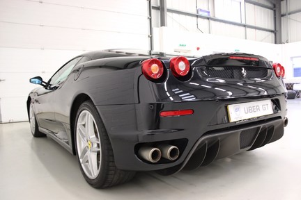 Ferrari F430 F1 Coupe in Superb Condition and Just Serviced 3