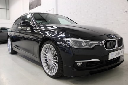 BMW Alpina D3 Bi-Turbo Now Similar Required 2
