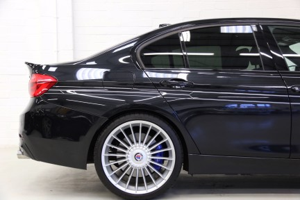 BMW Alpina D3 Bi-Turbo In Gorgeous Condition and Only One Private Owner 22