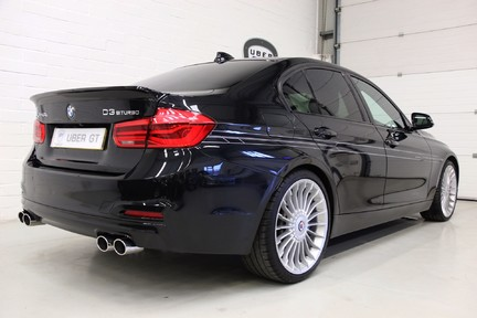 BMW Alpina D3 Bi-Turbo Now Similar Required 5