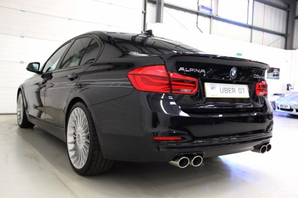 BMW Alpina D3 Bi-Turbo In Gorgeous Condition and Only One Private Owner 3