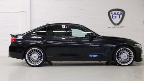 BMW Alpina D3 Bi-Turbo Now Similar Required Video