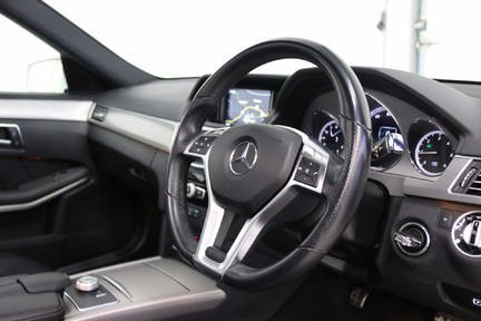 Mercedes-Benz E Class E250 CDI Sport with Panoramic Roof and Navigation 6