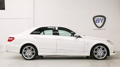 Mercedes-Benz E Class E250 CDI Sport with Panoramic Roof and Navigation Video