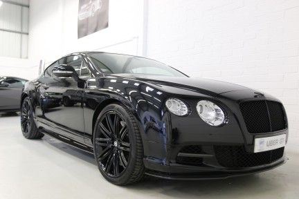 Bentley Continental GT Speed with Huge Spec and Only 2 Owners 2