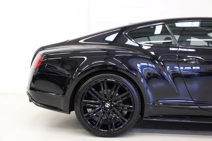 Bentley Continental GT Speed with Huge Spec and Only 2 Owners 11