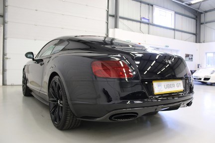 Bentley Continental GT Speed with Huge Spec and Only 2 Owners 3