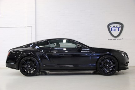 Bentley Continental GT Speed with Huge Spec and Only 2 Owners 1