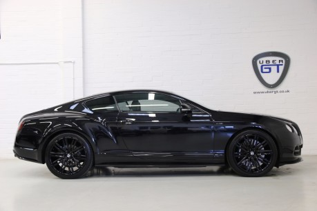 Bentley Continental GT Speed with Huge Spec and Only 2 Owners Video