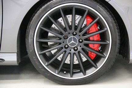 "Mercedes-Benz A Class A45 AMG 4MATIC - FMBSH, 19"" Alloys, Sunoof and Navigation 12"