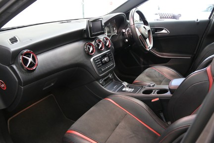 "Mercedes-Benz A Class A45 AMG 4MATIC - FMBSH, 19"" Alloys, Sunoof and Navigation 4"