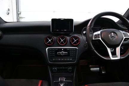"Mercedes-Benz A Class A45 AMG 4MATIC - FMBSH, 19"" Alloys, Sunoof and Navigation 9"