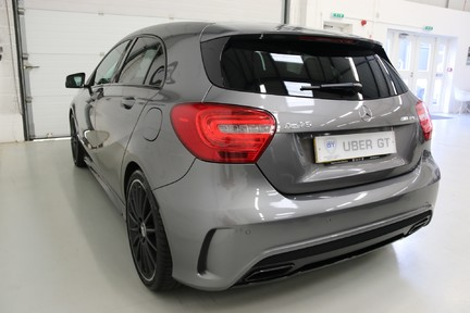 "Mercedes-Benz A Class A45 AMG 4MATIC - FMBSH, 19"" Alloys, Sunoof and Navigation 3"