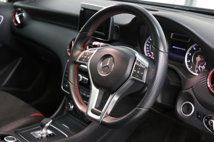 "Mercedes-Benz A Class A45 AMG 4MATIC - FMBSH, 19"" Alloys, Sunoof and Navigation 11"
