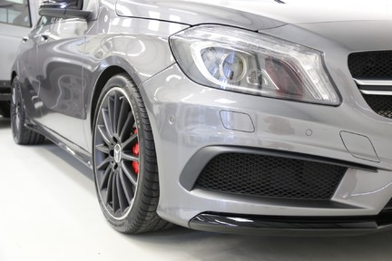 "Mercedes-Benz A Class A45 AMG 4MATIC - FMBSH, 19"" Alloys, Sunoof and Navigation 17"