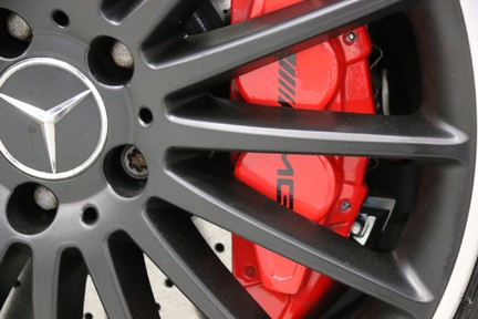 "Mercedes-Benz A Class A45 AMG 4MATIC - FMBSH, 19"" Alloys, Sunoof and Navigation 18"