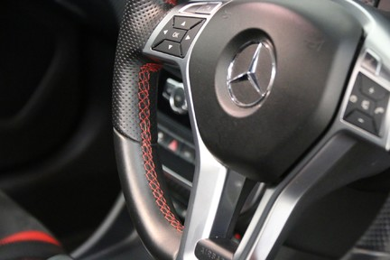 "Mercedes-Benz A Class A45 AMG 4MATIC - FMBSH, 19"" Alloys, Sunoof and Navigation 15"