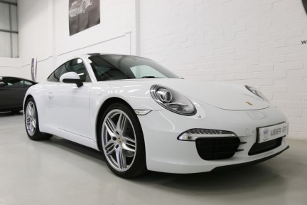 "Porsche 911 Carrera 2 PDK with 20"" Alloys and Pan Roof 2"