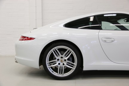 "Porsche 911 Carrera 2 PDK with 20"" Alloys and Pan Roof 13"