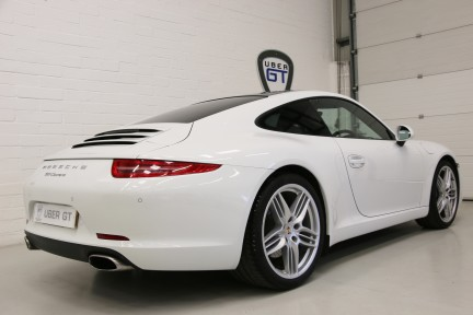 "Porsche 911 Carrera 2 PDK with 20"" Alloys and Pan Roof 5"
