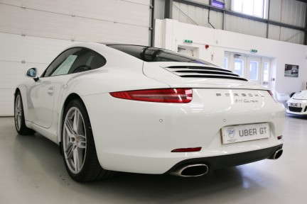 "Porsche 911 Carrera 2 PDK with 20"" Alloys and Pan Roof 3"