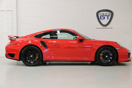 Porsche 911 Turbo S PDK with Huge Spec Including Sun Roof and a FPSH