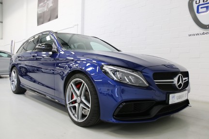 Mercedes-Benz C Class AMG C 63 S Premium with Huge Spec and FMBSH 2