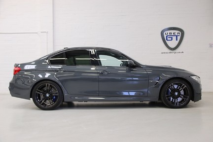 BMW M3 with Low Mileage, Individual Paint and Huge Spec 1