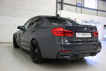 BMW M3 with Low Mileage, Individual Paint and Huge Spec 3